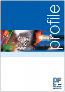 durham filtration profile brochure cover